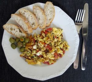 emilia bounds frühhstück
