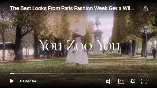 Vogue - you zoo you