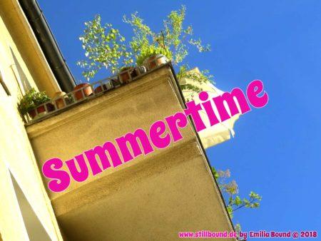 Summertime in Berlin, kreuzberg