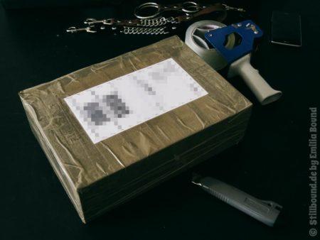 Foto Paket neutral Etsy Versand
