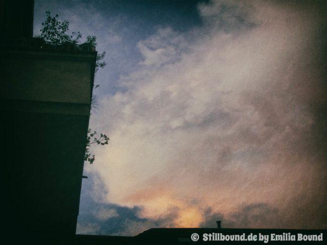 Foto Der Himmel über Berlin