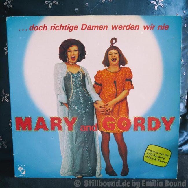 """Foto LP-Cover """"Mary & Gordy"""" - """"... doch richtige Damen werden wir nie."""""""