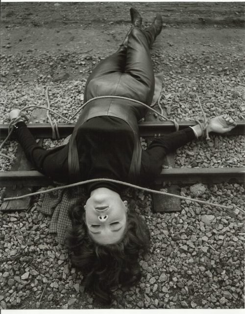Diana Rigg als Emma Peel