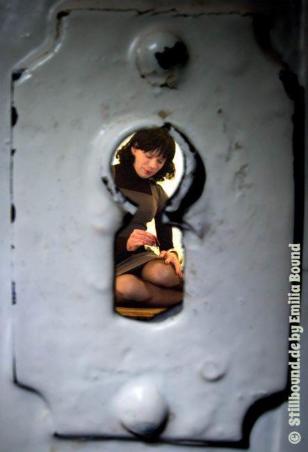 Foto von Emilia Bound als Sekretärin