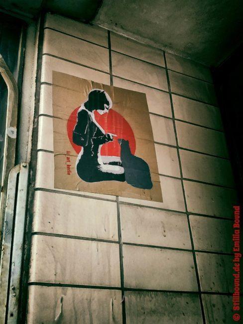 Kreuzberger Streetart in Berlin Petplay
