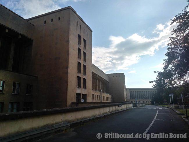 Flughafengebäude Berlin Tempelhof