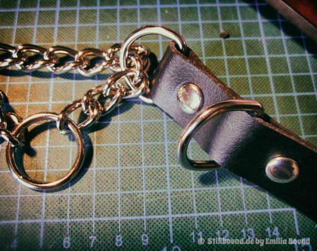 Halsband Würger nach Kundenwunsch