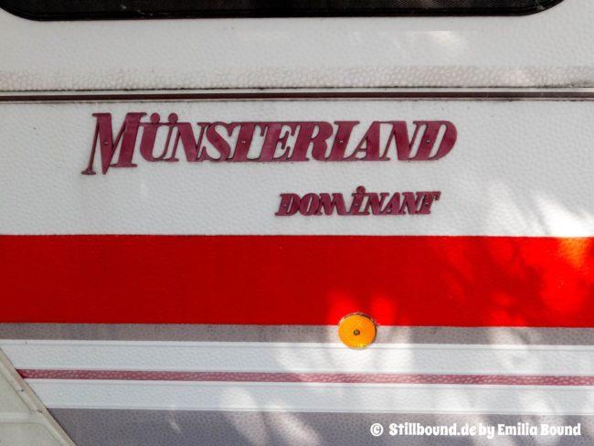 Wohnwagen Münsterland dominant