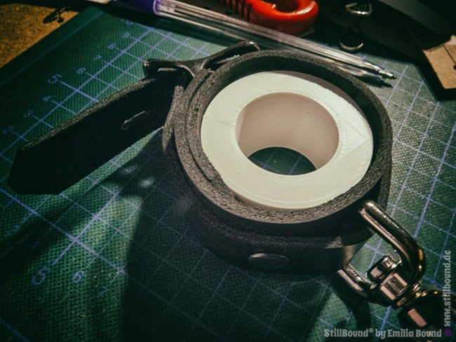 Ringmaß aus dem 3D-Drucker für Maßanfertigung